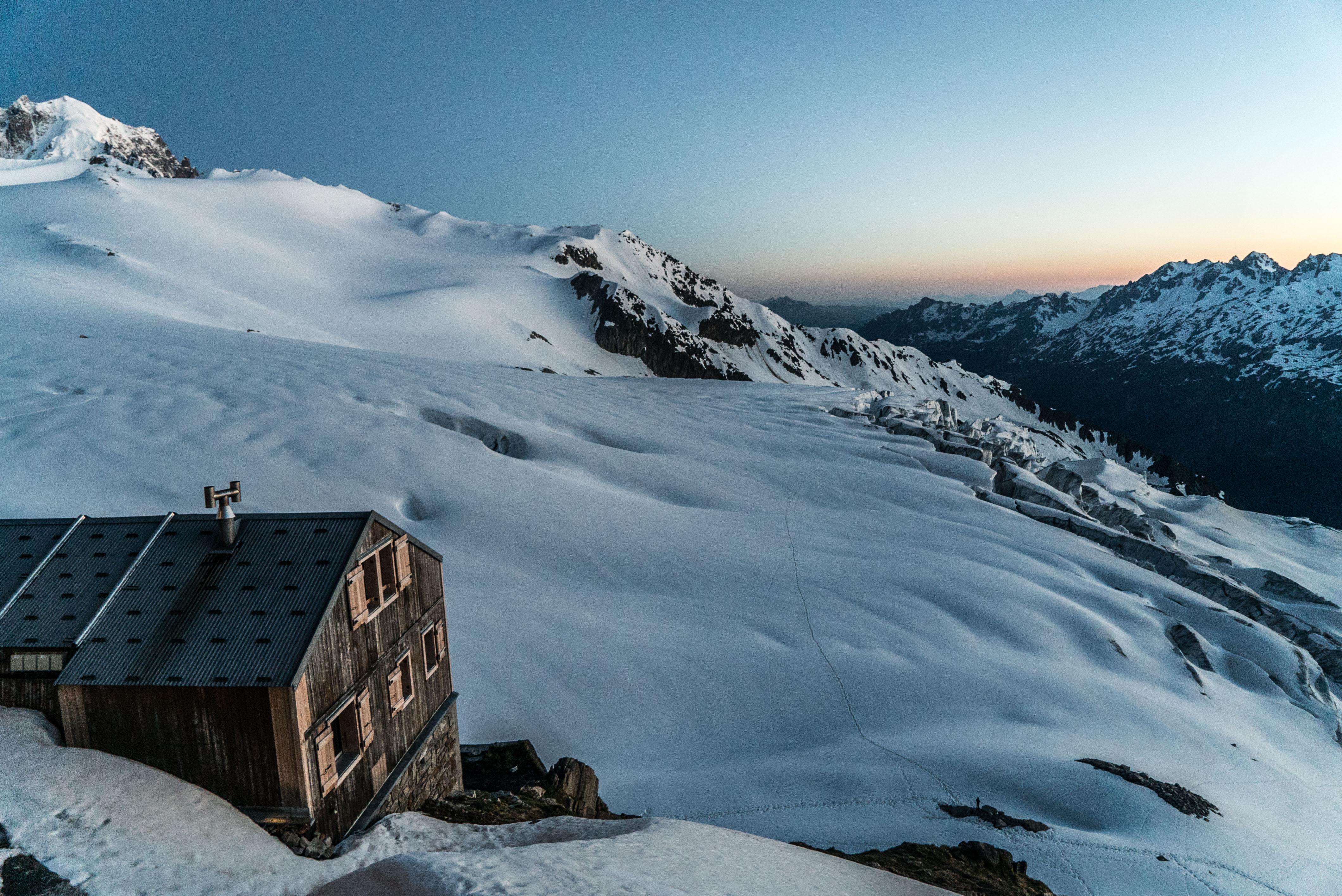Albert Premier Refuge | Massif du Mont-Blanc