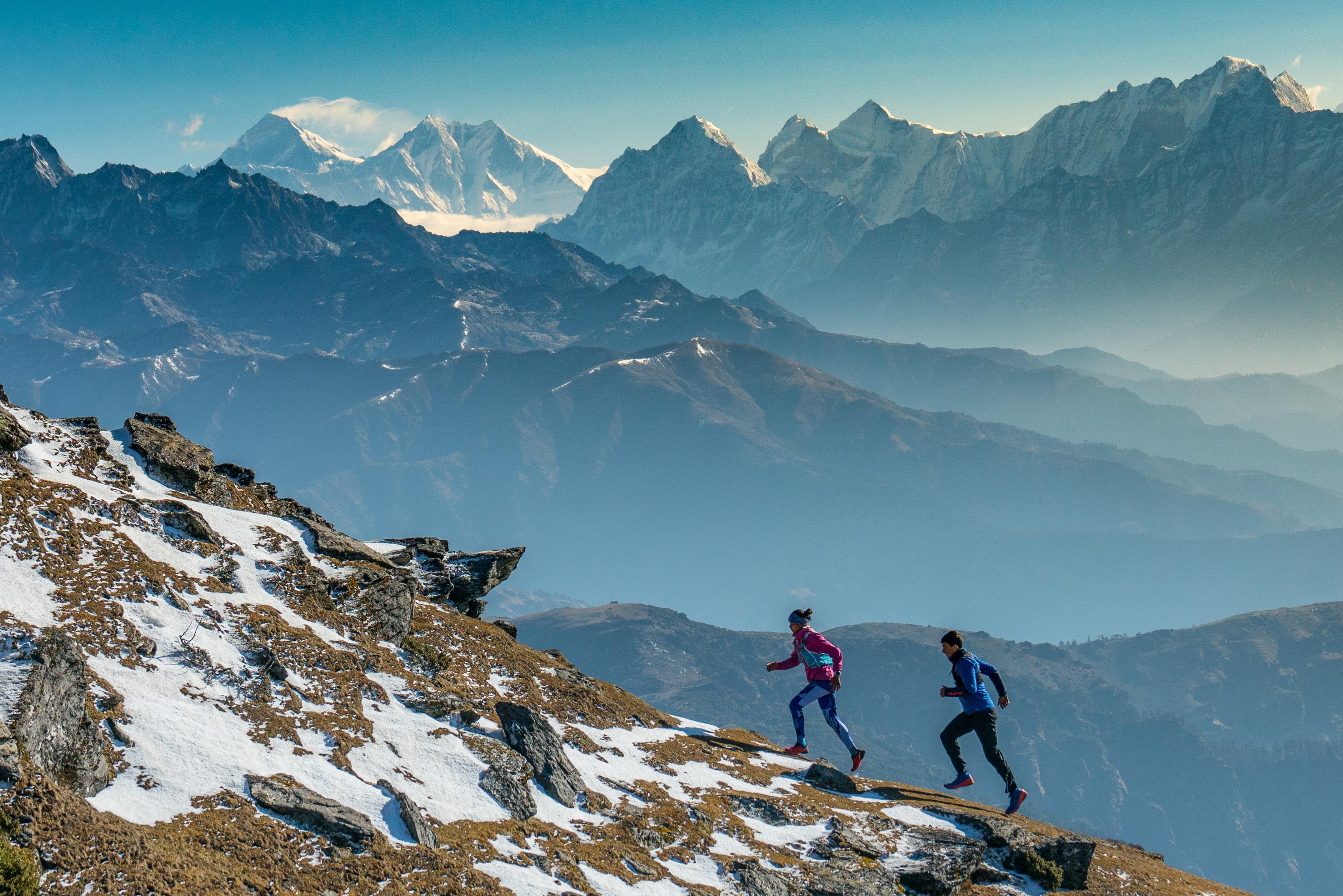 Mira Rai & Tyler Courville | Nepal